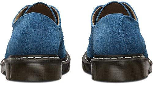 Blue Blu Dr Bottes Mid Martens Pour Homme Martens Dei Sistema Uomini Dr Metà xBYURgT