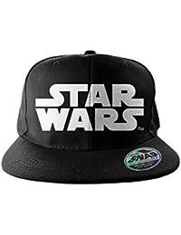 Pelicula - Star Wars - Logo - Gora - Visera - Bordado - Diseño original con 1d7f8523716