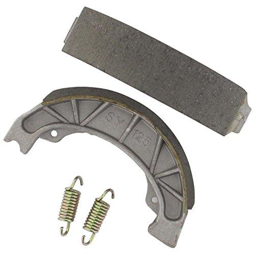 –Mordazas de freno traseros Completo 105x 25mm 4del 50ccm Roller KPL Rex...