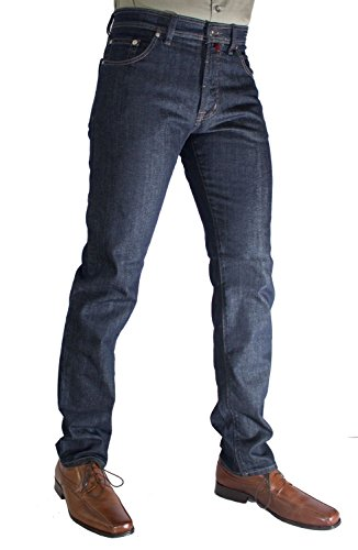 Pierre Cardin DEAUVILLE - Nr. 3196 - Regular Fit Herren Stretch Jeans - Jeans-Manufaktur Edition dark indigo rinse (3196 7280.04)