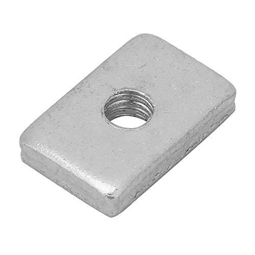 Z042A Zwischenplatte , Platte Mittelplatte zum Anschließen und Befestigen des Zentralblocks zum Anschließen und Reparieren des Drehmaschinen-Zentralblocks für Drehmaschinen-Zubehör -