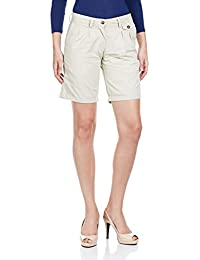 Scullers Women's Cotton Shorts