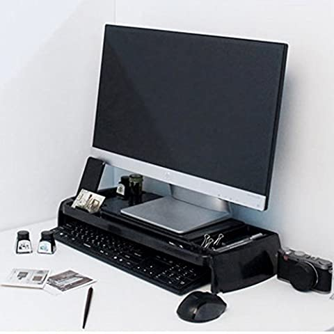 LED LCD Monitor Ständer Wiege Schreibtisch Organizer Büro verschiedenen für