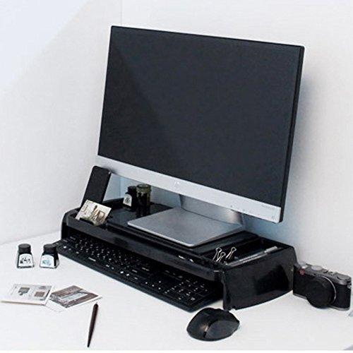 LED LCD Monitor Ständer Wiege Schreibtisch Organizer Büro verschiedenen für Computer NEU