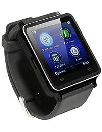 HD09Wearables reloj inteligente, llamadas manos libres/control de medios/Control de Mensajes/Control de la cámara para android y iOS