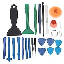 Disassemble DIY Kombination Werkzeug-Set Öffnungs-Werkzeug-Kit for iPhone for ipad for Samsung Dedicated Reparatur-Werkzeug 25 in 1 DIY Tools