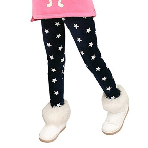 BBsmile Pantalones Invierno Niños Pantalones Terciopelo
