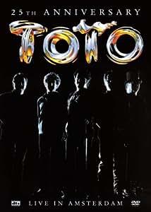 Toto - 25th Anniversary (Live in Amsterdam) [Import USA Zone 1]