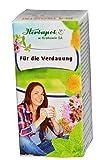 Gute Verdauung mit 6 Kräutern, 60 Kapseln - Regen Verdauung, Stoffwechsel an, beseitigen Blähungen, Bauchschmerzen, erleichtern Fettspaltung, zum Abnehmen