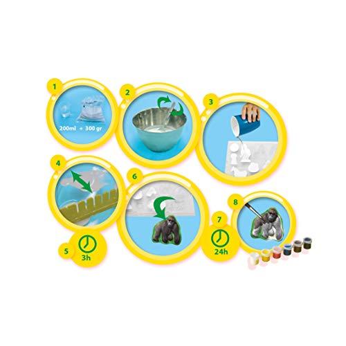 monete lente di ingrandimento Thinkcase per anziani lettura ispezione hobby artigianato orologiaio francobolli Lente di ingrandimento da lettura 3X 45X con 3 luci LED