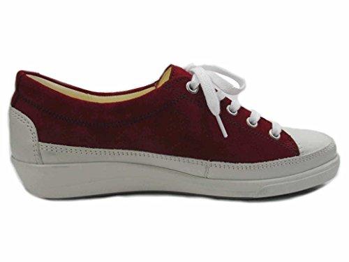 Rouge à Lacets Ville Christian Pour 9371951 Dietz Femme de 14 Chaussures nPAUH