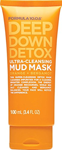 Masque de Boue Ultra Nettoyant - Deep Down Detox Mud Mask - Formula 10.0.6