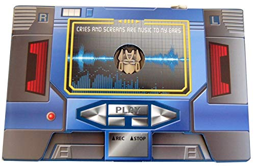 Transformers Takara MP-13 Soundwave Coin
