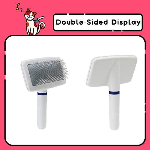 Zoom IMG-2 pettine cani spazzola toelettatura per