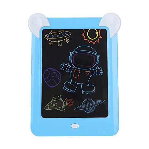 Xhtoe Tableta Escritura LCD 3 PCS Infantil LCD Escritura