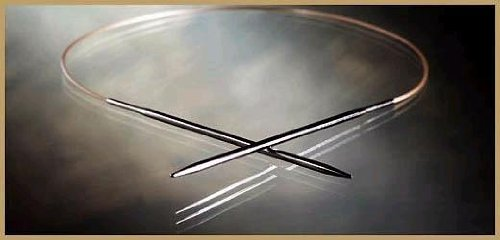 Addi Nadeln Addi Rundnadeln Metall 2,0 bis 5,0mm (105-7), 3,75/20cm