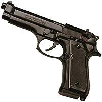 Pistola de fogueo semiautomática 92/98, calibre 8 mm.