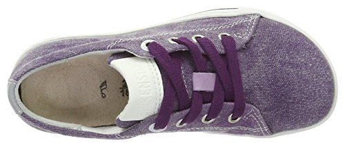 Birkenstock Arran, chaussons d'intérieur mixte enfant Violet
