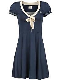 Vive Maria Sweet Ahoi Kleid blau