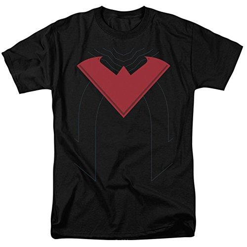 nightwing-simbolo-rojo-disfraz-camiseta