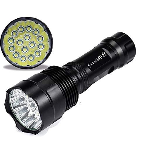 fenix diffusor HCFKJ SupwildFire 40000Lm 16x CREE XML T6 5 Modus Taschenlampe Licht Lampe