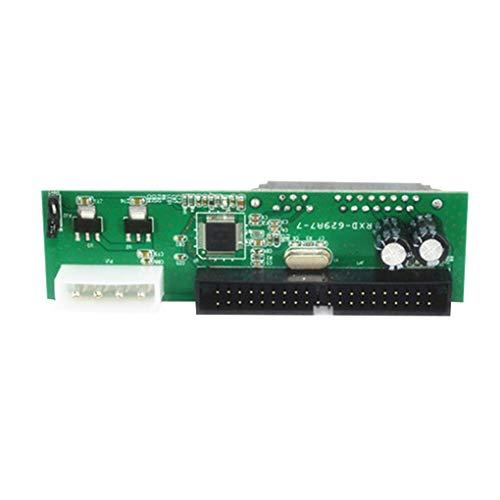 Kongnijiwa Hohe Qualität Advanced Adapter PATA IDE zu SATA Festplatte Konverter Adapter Ersatz für 3,5/2,5 Zoll HDD DVD - Pata-laufwerke