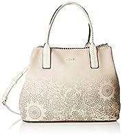 Desigual Bag Double Gin_holbox Women Shoppers y bolsos de hombro Mujer de Desigual