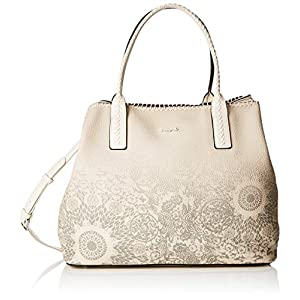 Desigual - Bag Double Gin_holbox Women, Borse a spalla Donna 6 spesavip