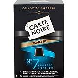 Capsules De Café Compatibles Carte Noire Nespresso 10 Par Paquet - Paquet de 6