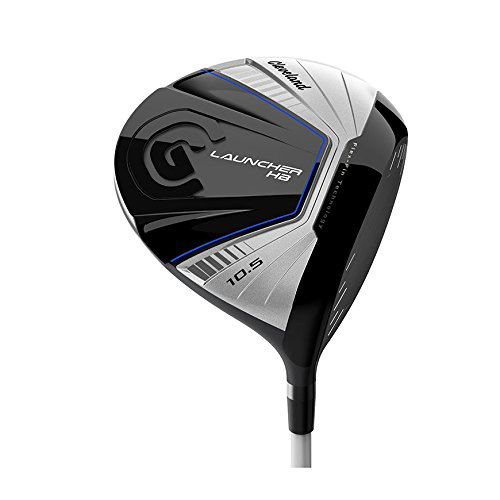 Cleveland 10255300Drivers de Golf, homme, noir, 12.00