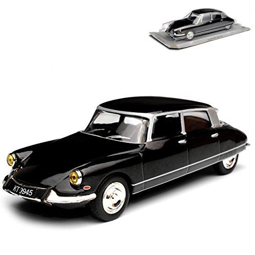 Citroen DS19 Limousine Schwarz 1955-1968 1/43 Modellcarsonline Modell Auto - Modell Citroen