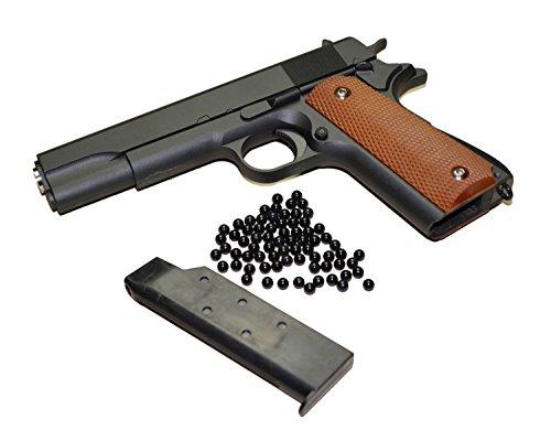 Softair Vollmetall Pistolen Colt 1911 Sig Sauer Walther H&K Heckler & Koch Beretta BGS A1 G25 G13B G13S G13G uvm. Softair Kugeln Munition Premium Qualität aus Deutschland von ETU24 (BGS G13B)