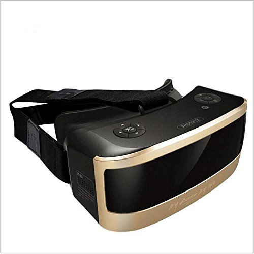 Alles Aktualisieren in eine Maschine VR Virtual Reality Headset 3d Brille Box 5.5Zoll mit 2K...