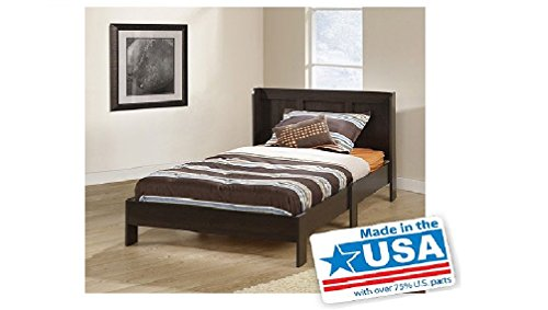 sauder-parklane-twin-platform-bed-for-relaxed-sleeping-with-headboard-cinnamon-cherry