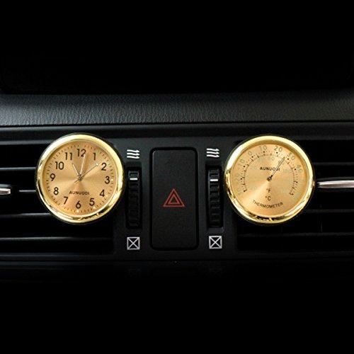 Auto-termometro--Maso-Portable-auto-SUV-ac-Vent-clip-12-ore-sistema-orologio-termometro-profumo-Storage