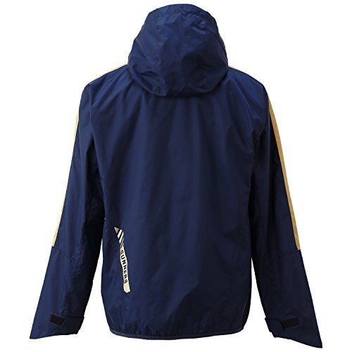 2015-2016 Arsenal Puma Rain Jacket (Navy) Navy