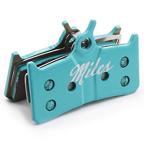 Miles Racing-Pastiglie per freni a disco, sinterizzate, Shimano XT 2003, BR-Tech M755, Grimeca System 8