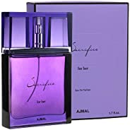 Ajmal Sacrifice for Women EDP - Eau De Parfum 50ML (1.7 oz)