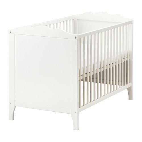 IKEA HENSVIK - Cot, white - 60x120 cm