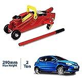 Semaphore (2 Ton) Car Hydraulic Trolley Jack for Toyota Etios Liva