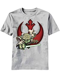 Star Wars Alderaan Greeting Hommes Shamrock T-Shirt | S