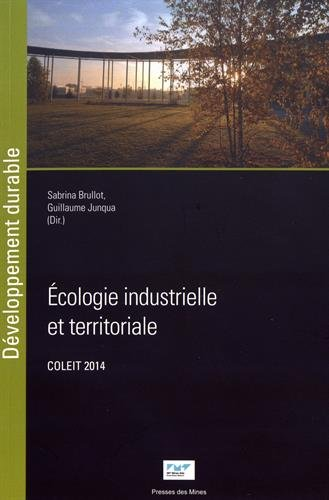 Écologie industrielle et territoriale: COLEIT 2014