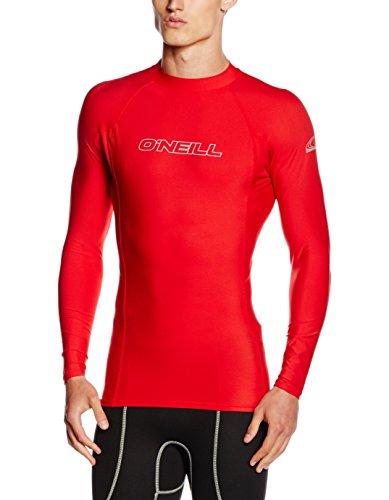 O'Neill Wetsuits Herren Uv Schutz basic skins L/S crew
