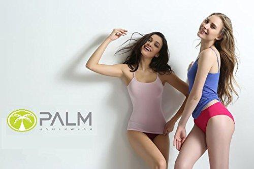 Palm Damen Oberteil * Einheitsgröße elfenbeinfarben