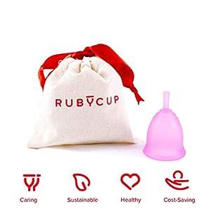 Ruby Cup – Wiederverwendbare Menstruationstasse