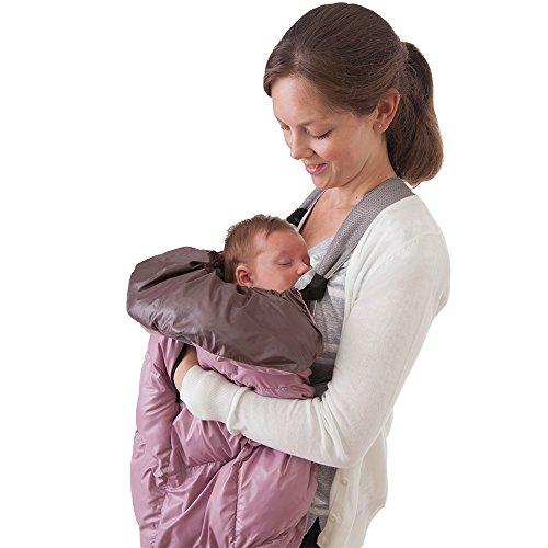 7 A  M  INFANTIL CYGNET FUNDA 3 EN 1 PARA SILLA DE PASEO/SILLA PARA BEBE  COLOR LILA/0-4 AñOS MARRON
