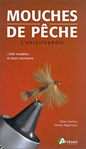 Mouches de pêche, l'encyclopédie par Nicolas Ragonneau