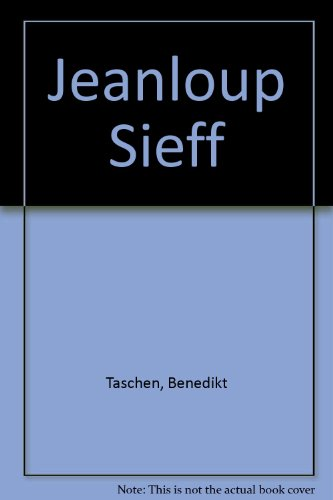 Jeanloup Sieff por Benedikt Taschen