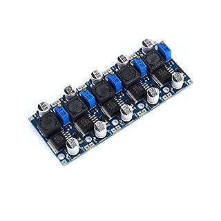 JVJ 10PCS DC DC Adjustable Step up steigern Stromwandlermodul XL6009 LM2577 austauschen