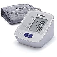 OMRON M2 Misuratore di Pressione Digitale, Identifica i Battiti Irregolari, Validato Clinicamente